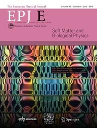 The European Physical Journal E (EPJ E)